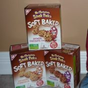 Introducing Mr. Christie Snak Paks Soft Baked Cookies!