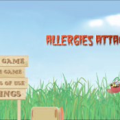 Allergies Attack iPhone Game