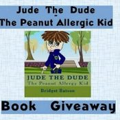 Avoiding Milk Blog: Jude the Dude, Book Giveaway